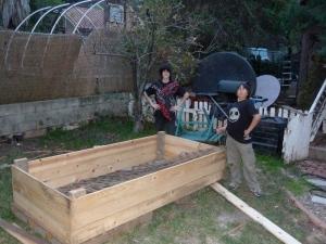 Kanan & Garden Box